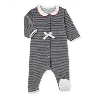Quality Baby Wear Cotton footie pajamas sleeper infant sleep baby girl clothes romper for sale