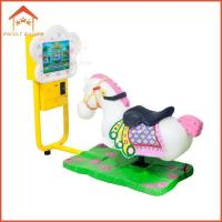 Quality Racing Car Horse Kiddie Rider for sale