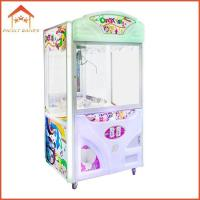 Buy cheap Claw Crane Machine from wholesalers