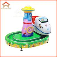 Buy cheap Racing Car kids train from wholesalers
