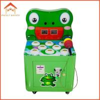 Quality Racing Car Frog hiting machine for sale