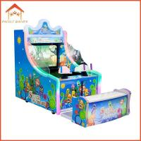 Quality Racing Car Water Shooting Machine for sale