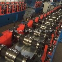 Quality Fire Damper Roll Forming Machine Automatic Fire Damper Frame Roll Forming Machine for sale