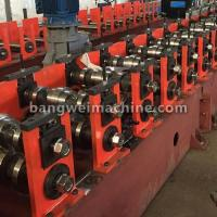 Quality Fire Damper Roll Forming Machine Automatic Fire Damper Roll Forming Machine for sale