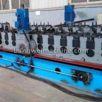 Buy cheap Cable Tray Roll Forming Machine Cable Tray Plank Roll Forming Machine from wholesalers