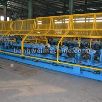 Buy cheap C/Z Purlin Roll Forming Machine C Z Purlin Interchangeable Roll Forming Machine from wholesalers
