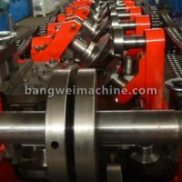Buy cheap C/Z Purlin Roll Forming Machine Building Steel C Z Purlin Roll Forming Machine from wholesalers