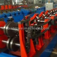 Buy cheap C/Z Purlin Roll Forming Machine Automatic Interchangeable Steel C Z Purlin Roll Forming Machine from wholesalers