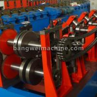 Buy cheap C/Z Purlin Roll Forming Machine Fully Automatic Interchange CZ Purlin Roll Forming Machine from wholesalers