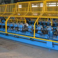 Buy cheap C/Z Purlin Roll Forming Machine Hydraulic Cutting CZ Channel Purlin Roll Forming Machine from wholesalers