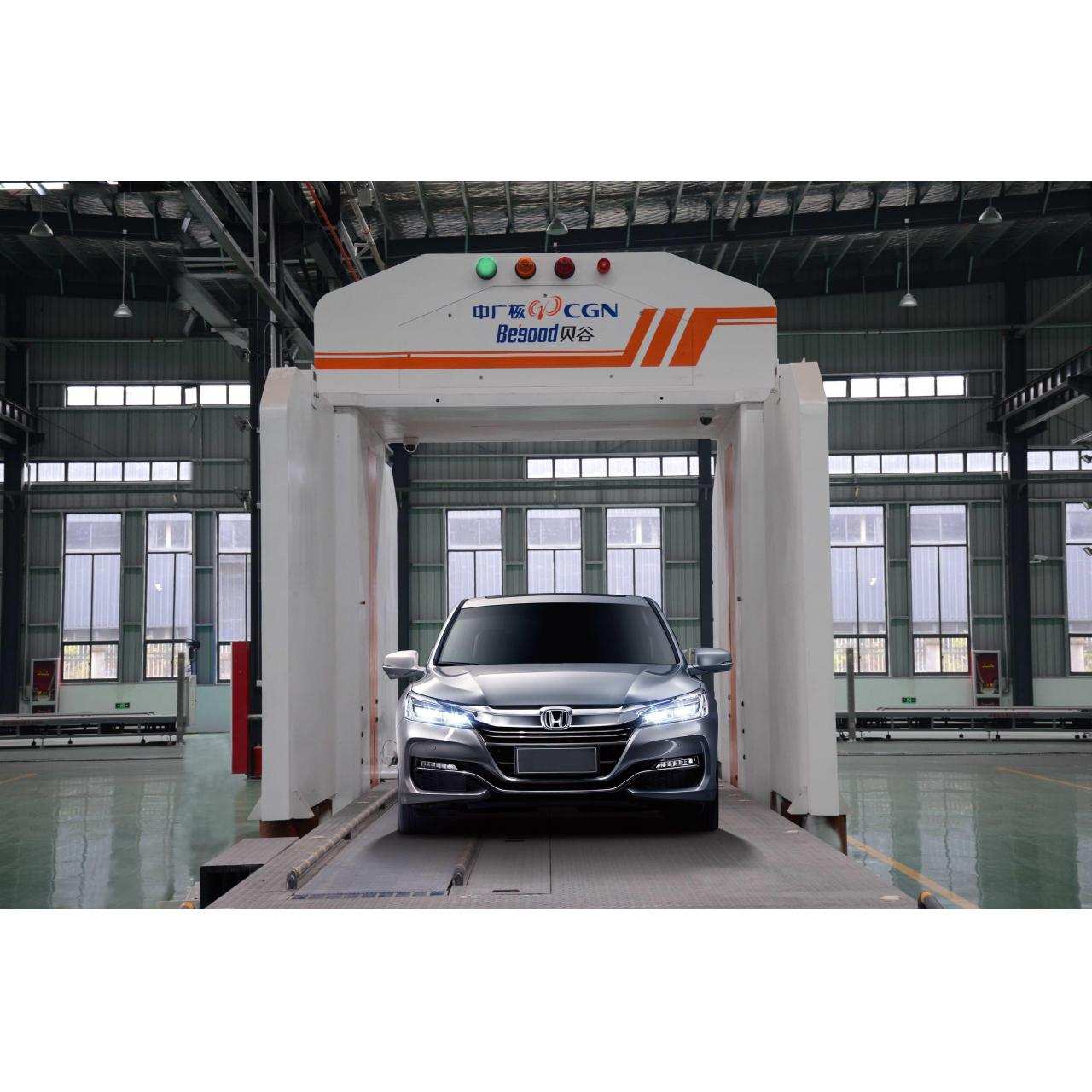 Quality Inspection System for Passenger Vehicles for sale