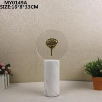 Buy cheap Ceramic with glass crafts from wholesalers