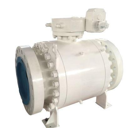 Buy Trunnion Mount Ball Valve at wholesale prices