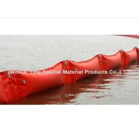 Quality The product name: PU offshore oil containment booms for sale