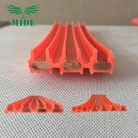 Buy cheap Crane Insulated Conductor Rail Bus Bar Crane insulated conductor rail copper bus bar from wholesalers