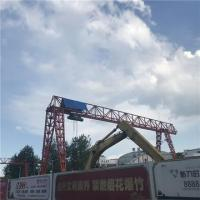 Buy cheap Single Girder Gantry Crane 5 ton Single Beam Gantry Crane from wholesalers