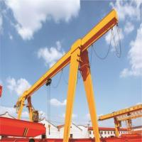 Buy cheap Single Girder Gantry Crane Single Girder Gantry Crane with Electric Hoist from wholesalers