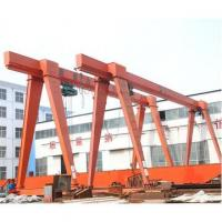 Buy cheap Single Girder Gantry Crane Wireless Remote Control Goliath Crane from wholesalers