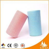 Buy cheap Mesh Spunlace Nonwoven from wholesalers