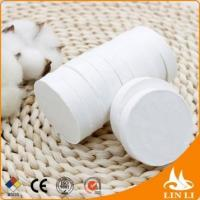 Buy cheap Pure cotton disposable compressed magic towel from wholesalers