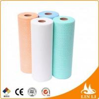 Buy cheap Factory disposable home appliance usage all purpose cloths/lightweight J cloth rolls from wholesalers