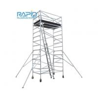 China Aluminum Scaffold Rolling Tower on sale