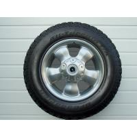 Buy cheap Wheel w. runflat inserts (1.250 kg) from wholesalers