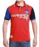 Quality Clothing Men's Champion Short Sleeve Polo Shirt for sale