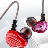 Buy cheap quad core double action speaker HIFI subwoofer mobile computer music headphones from wholesalers