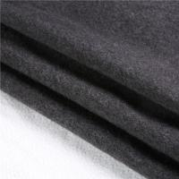 Buy cheap POLAR FLEECE FABRIC [HOT] 100% polyester micro polar fleece one side brushed from wholesalers