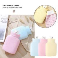 China Microwave Heating Pain Relief Therapy Hot Water Bottle Bag on sale
