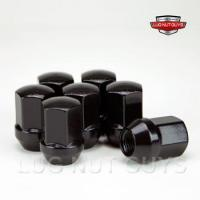 China 24 Black Factory Replacement Style Lug Nuts 9/16 on sale