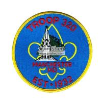 Quality Boy Scout Patches for sale