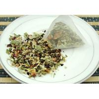 China Chinese herb tea for Hawkthorn Lotus Leaf Tea on sale