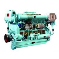 Buy cheap N6170 series turbocharged Marine diesel Engine starting with electric motor from wholesalers