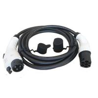 Quality EV charging cables SAE J1772 Type 1 to 62196 Type 2 charging plug for sale