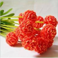 China Artificial Flower Ball Centerpiece For Easter on sale