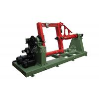 Single twist machine with steel armouring