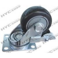 Flight case components HYC-77 3Swivel caster with brake