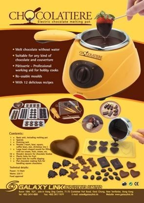 Buy Household product series Chocolatiere ELE012110 at wholesale prices