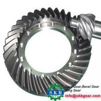 China bevel gear box speed reducer use for agricultural machinery on sale