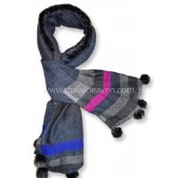 Quality 100% pure modal scarves, shawls and hijabs with high sheen and softness. for sale