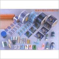 Buy cheap Hot Stamping Transfer Foil Film Plastic Surface from wholesalers