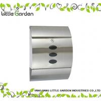 China Stainless Steel Lockable Mail Box on sale