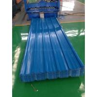 Quality Prepainted Box Profile Steel Plate/Galvanized Metal Roofing Sheet for Shed for sale