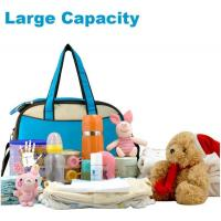 China New Design High Quality Multifunctional Yummy Mummy Bag For Baby Diap on sale