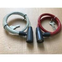 Buy cheap BIG HEAD SPIRAL LOCK bicycle lock from wholesalers