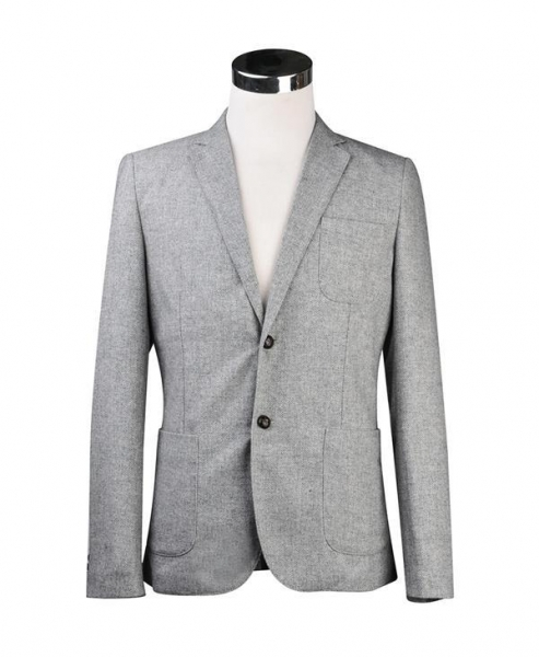 China MEN BLAZER CS-B-040 MORE
