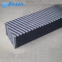 Quality Counterflow Cooling Tower Fill Cooling Tower Filling Material Oblique Filter for sale
