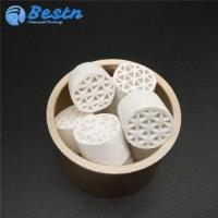 Quality High alumina honecycomb ceramic proppant, Filter protectant for mechanical equipment. for sale